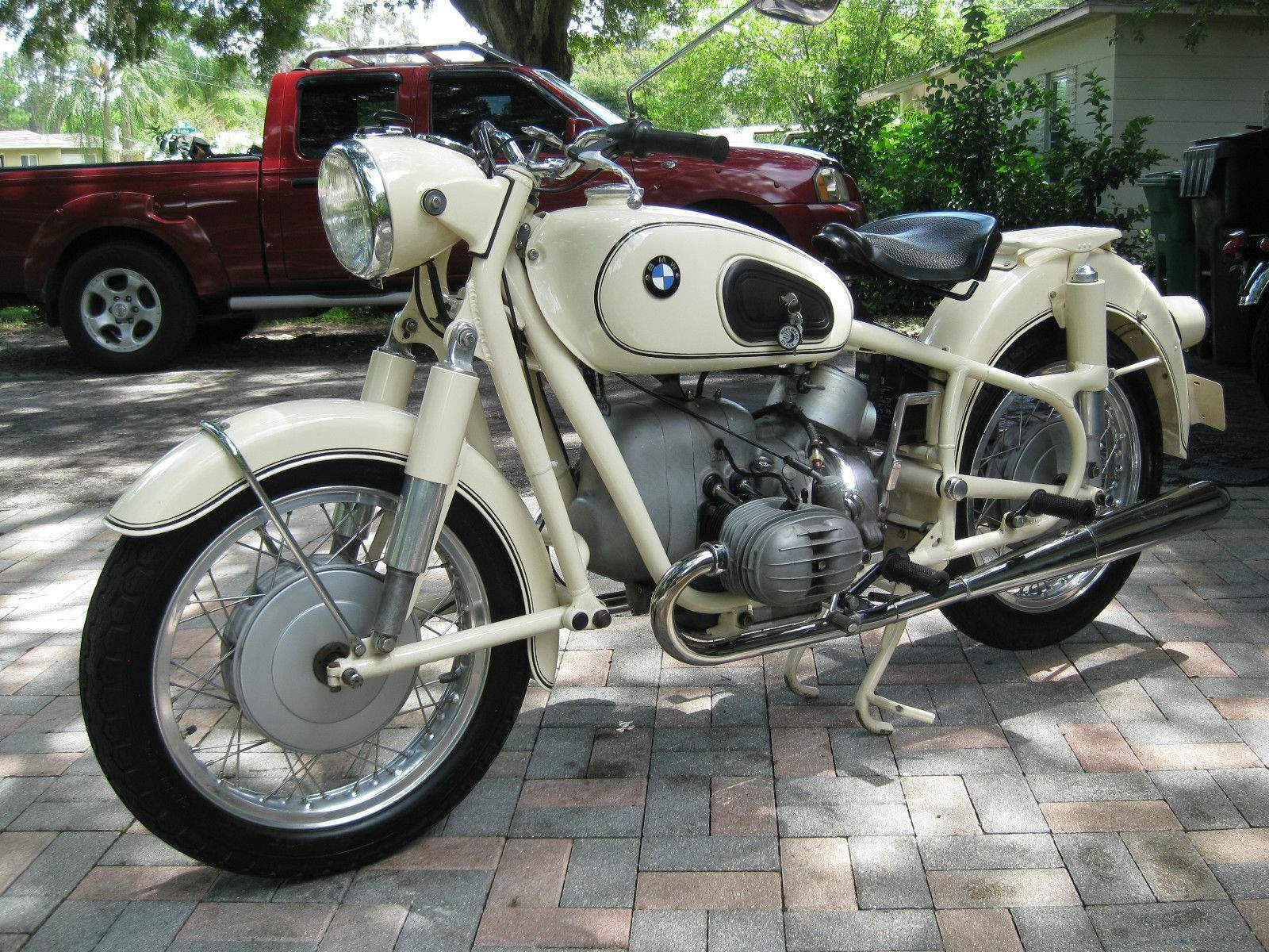 BMW R 50S technical specifications